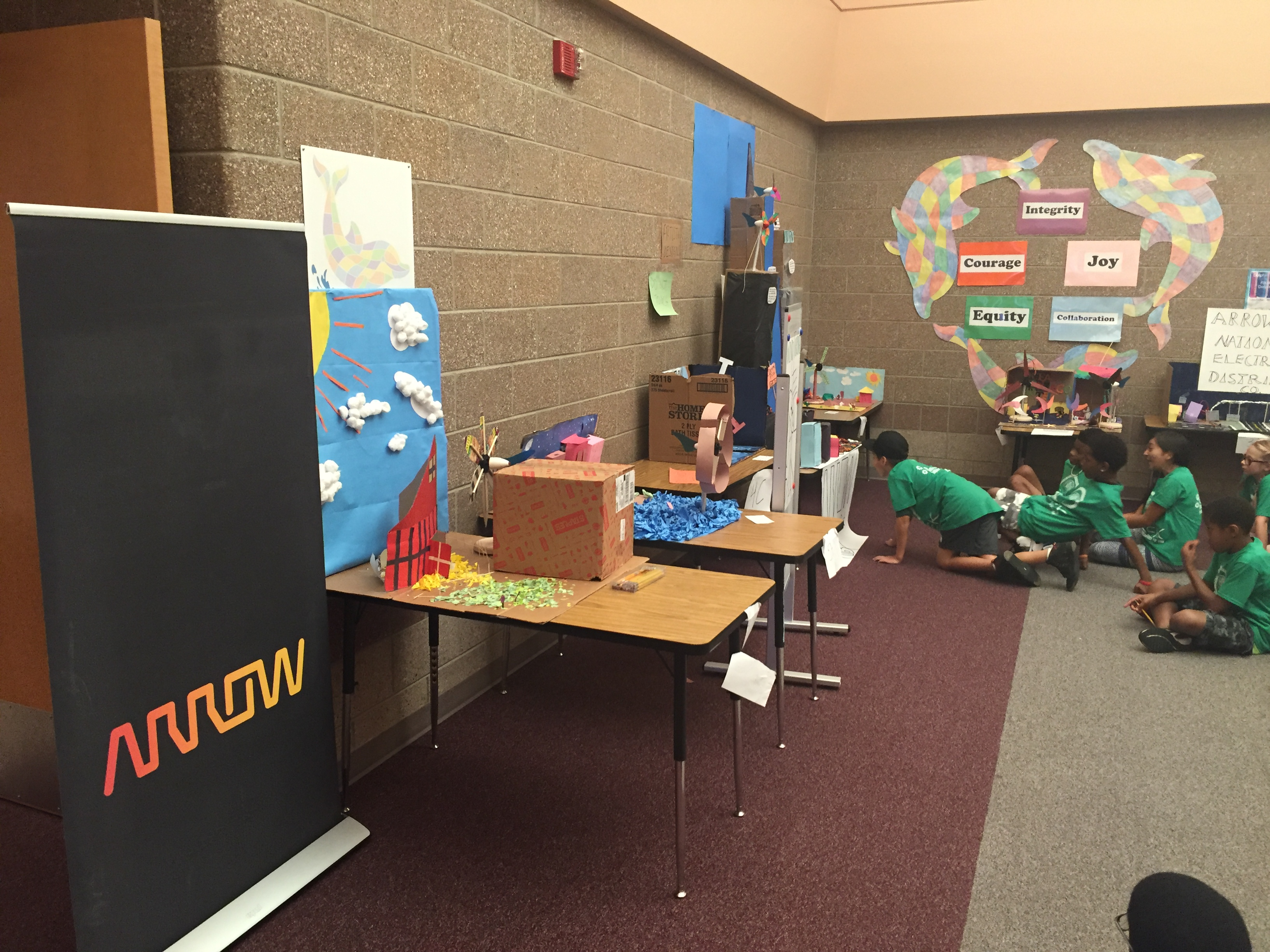 Arrow Electronics Sponsors National Society Of Black Engineers STEM Event For Denver Area Elementary School Students