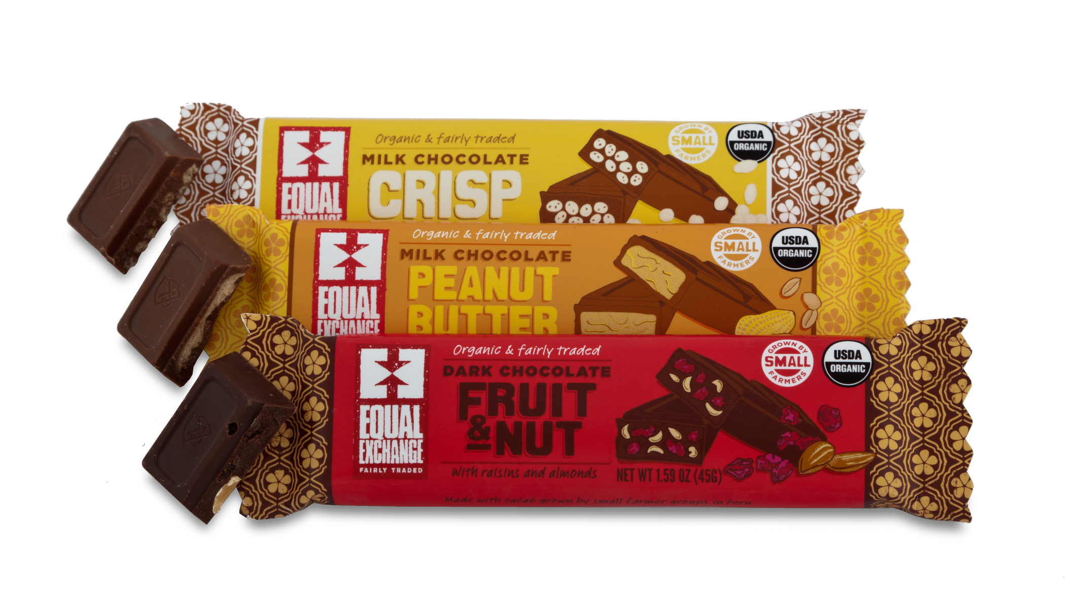 Equal Exchange Launches Organic, Fair Trade Candy Bars for Eco ...
