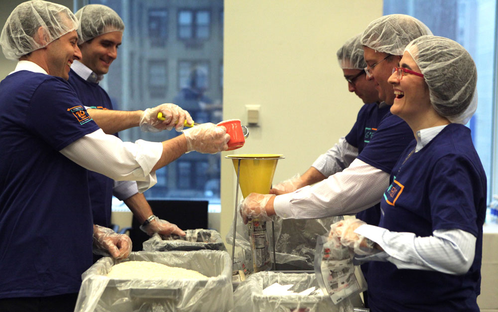 10th Annual Global Volunteer Month Breaks Record Justmeans