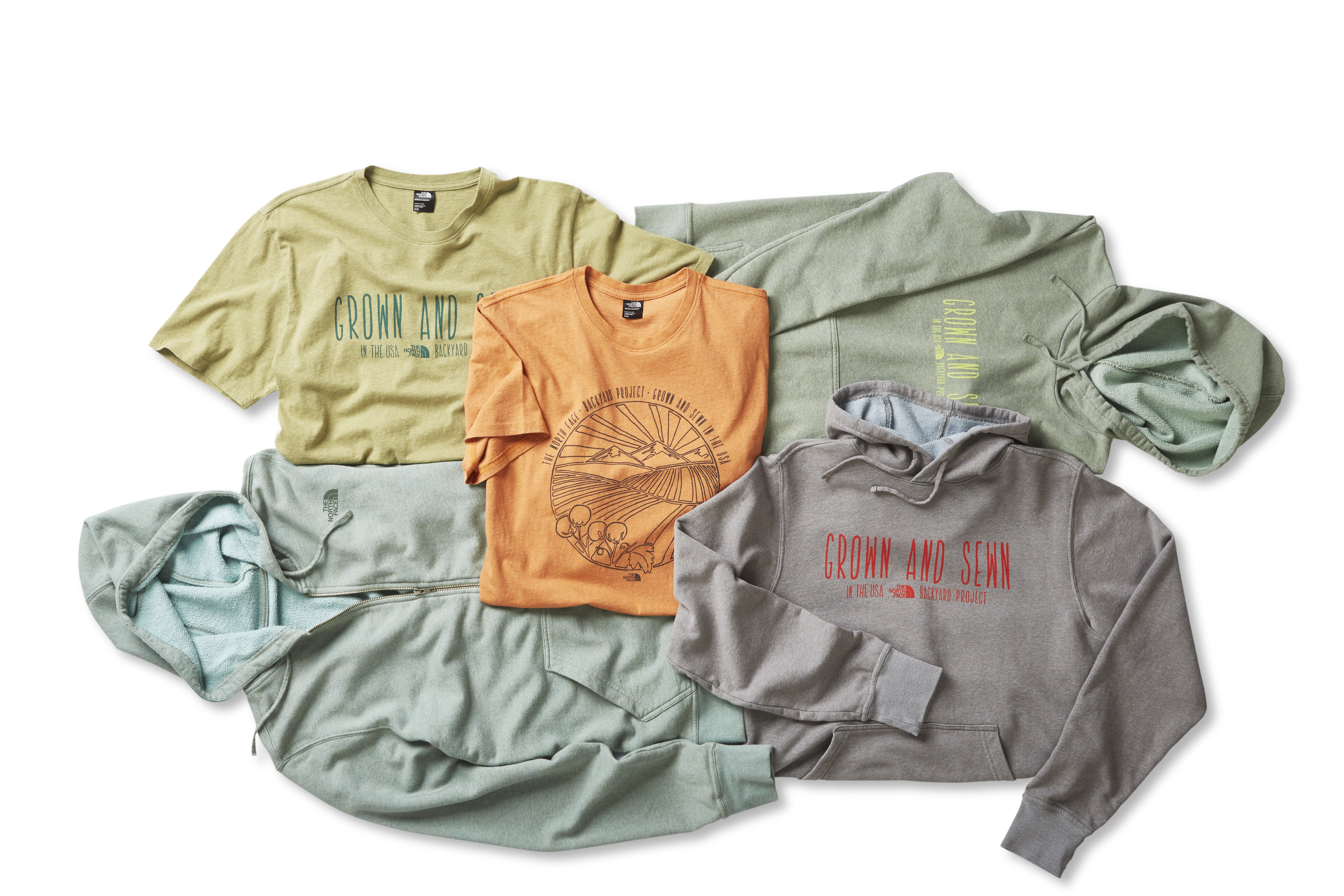 the north face expands made in the u s a u201cbackyard project