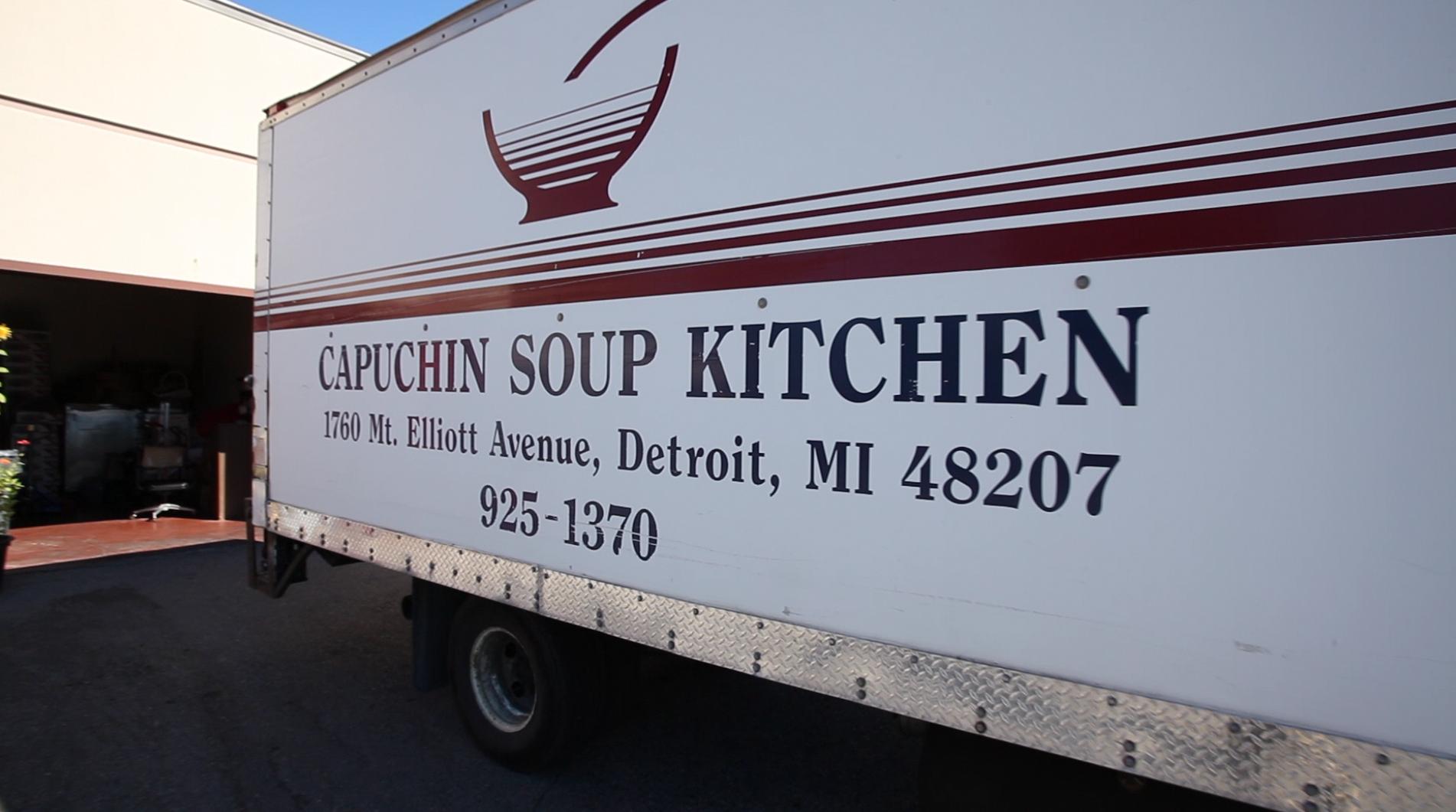 bob evans restaurants teams with detroit s capuchin soup kitchen s