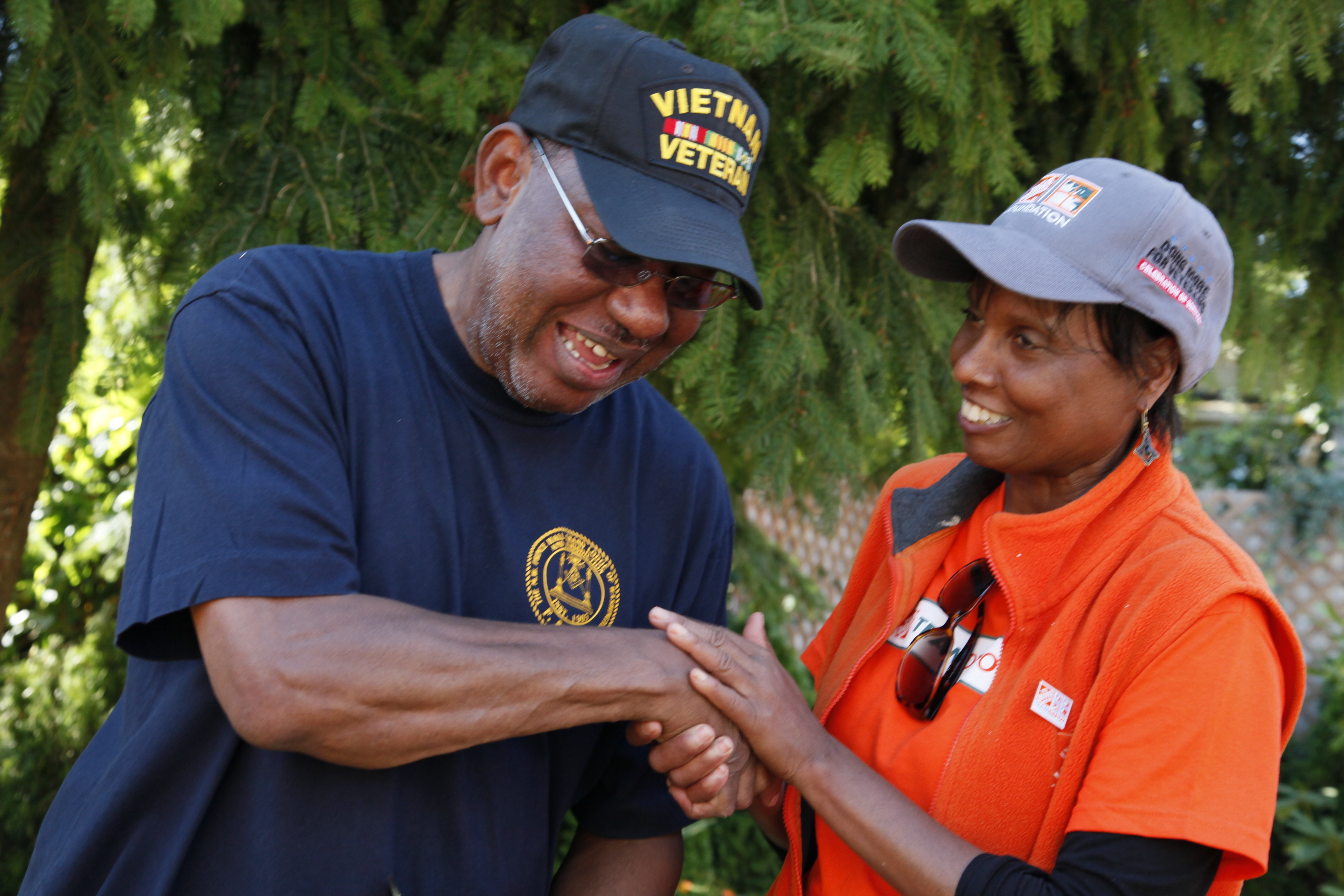 The Home Depot Foundation Takes on Veterans Housing Needs