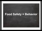 "Video: Frank Yiannis Shares Expertise in Ecolab ""Food Safety = Behavior"" Webinar"