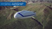 Lockheed Martin's Hybrid Airship: No Roads, No Problem