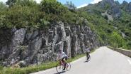 Carcassonne to San Remo: CBRE's 2016 EMEA Charity Bike Ride Challenge