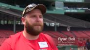Baseball Dreams Come True for New England Veterans