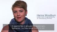 Hanna Woodburn on Global Handwashing Day