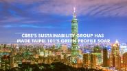 Case Study Snapshot: TAIPEI 101