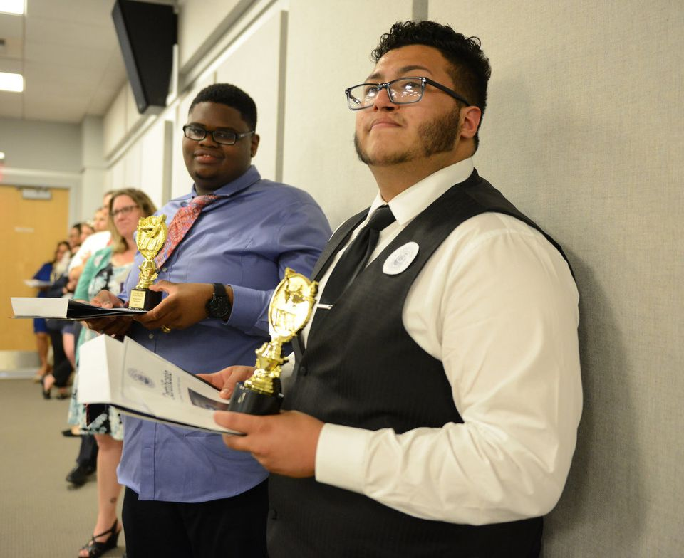 Remarkable Camden Graduates Receive Awards for College