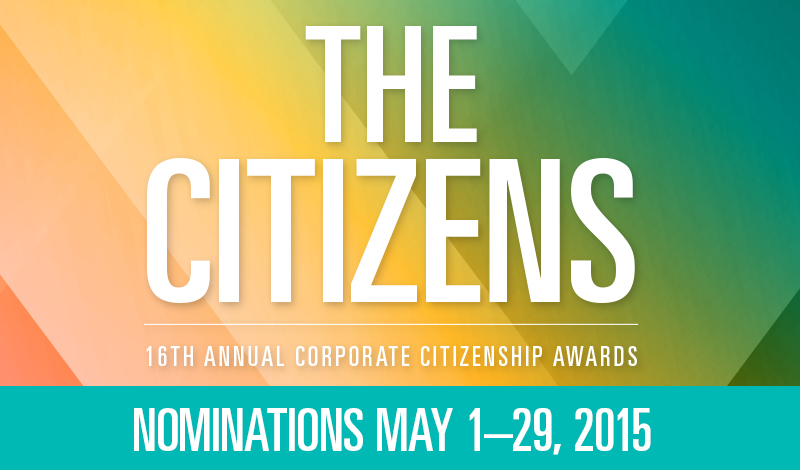 three days left to nominate a company for a corporate citizenship