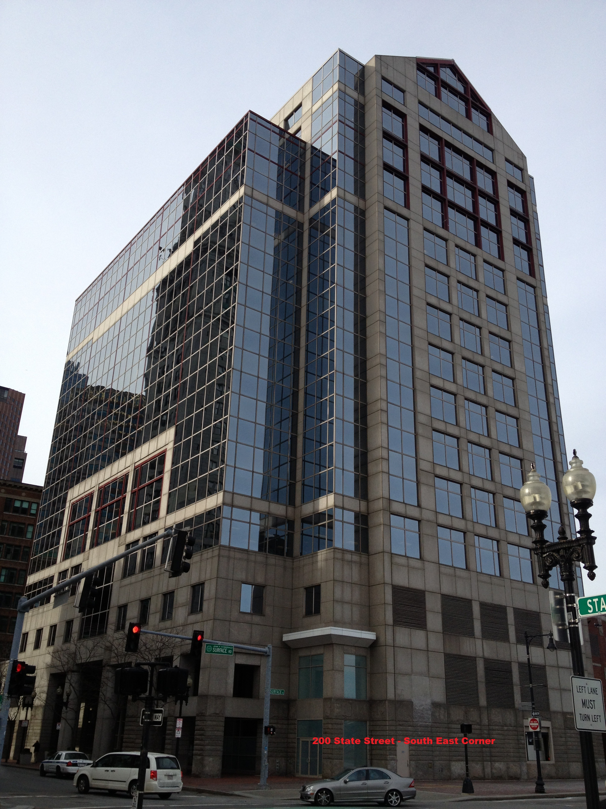 Leed Eb Gold Certification Is Awarded To 200 State Street In Boston