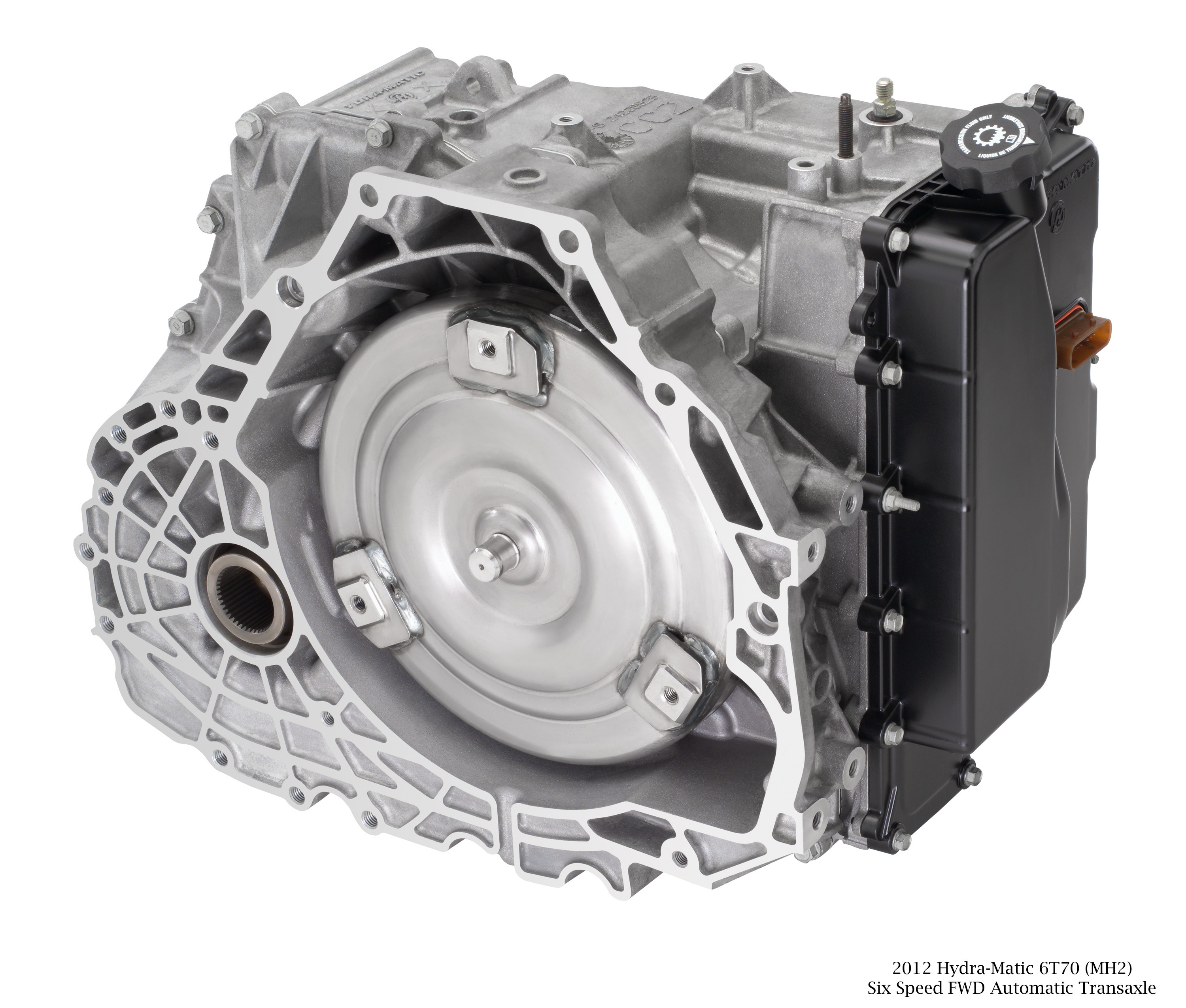 Ford Edge 2008 Transmission >> Gm And Ford To Jointly Develop Advanced Automatic Transmissions