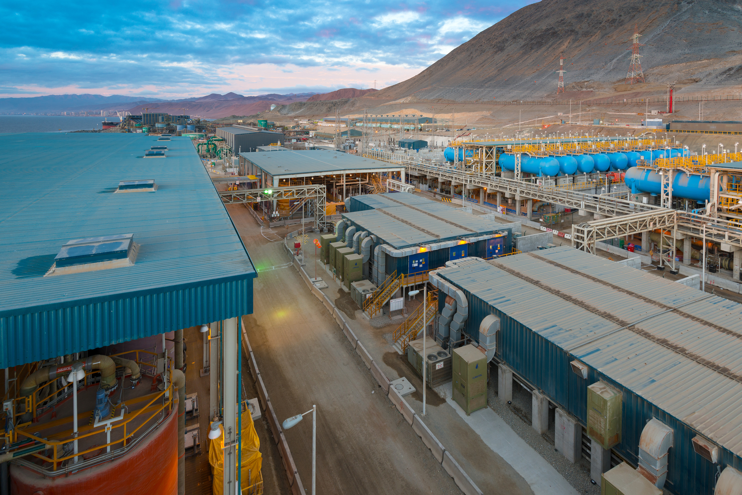 Water Supply Project Earns Global Desalination Plant Honor