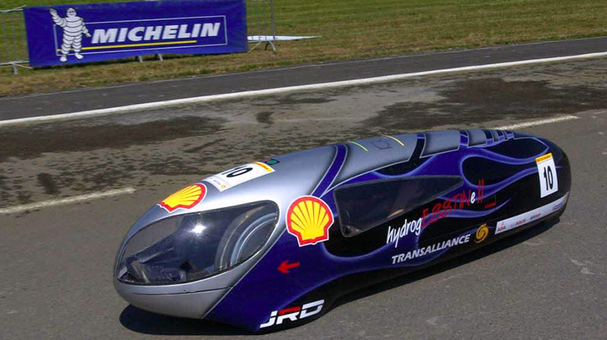 30 years of innovation for michelin at the shell eco marathon 3bl media. Black Bedroom Furniture Sets. Home Design Ideas