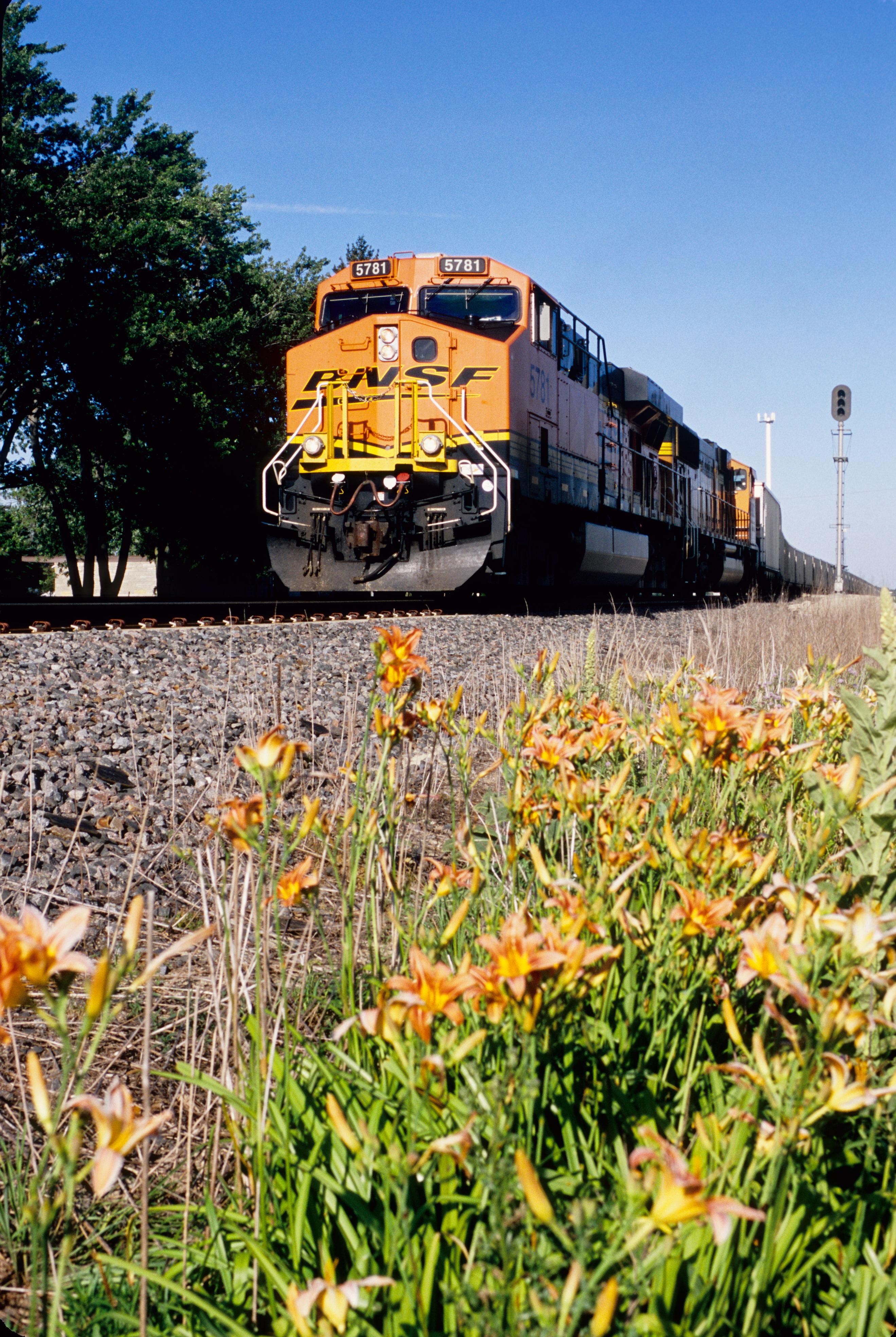 BNSF Implements Technologies That Enhance Fuel-Efficient