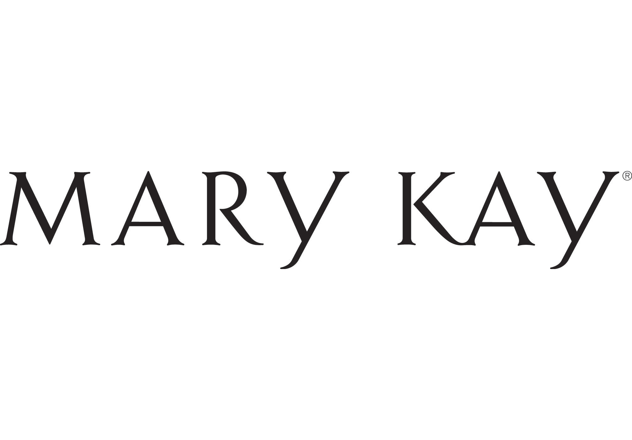 Mary kay cosmetics logo vector