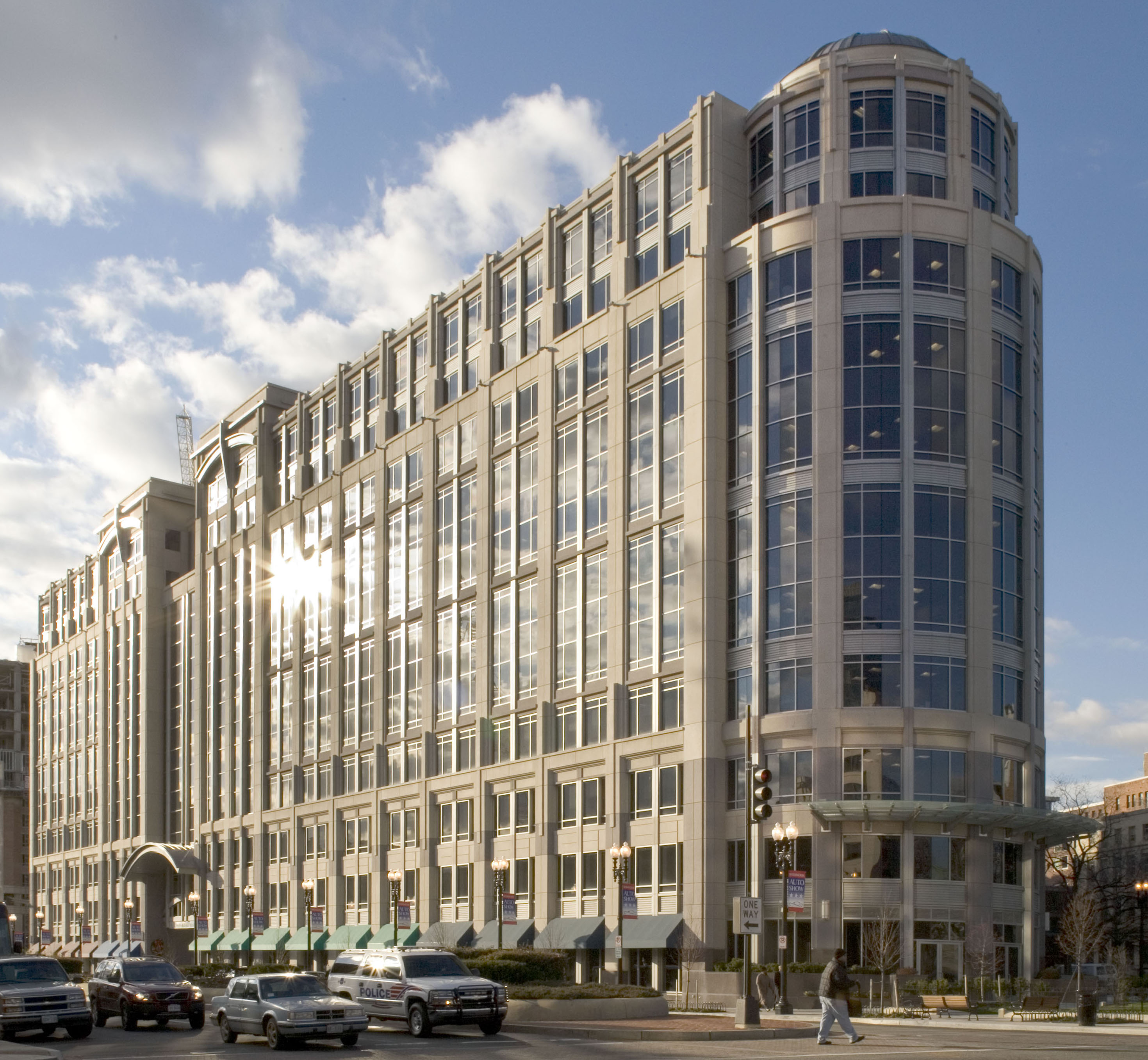 Leed Eb Gold Certification Is Awarded To 901 New York Avenue 3bl