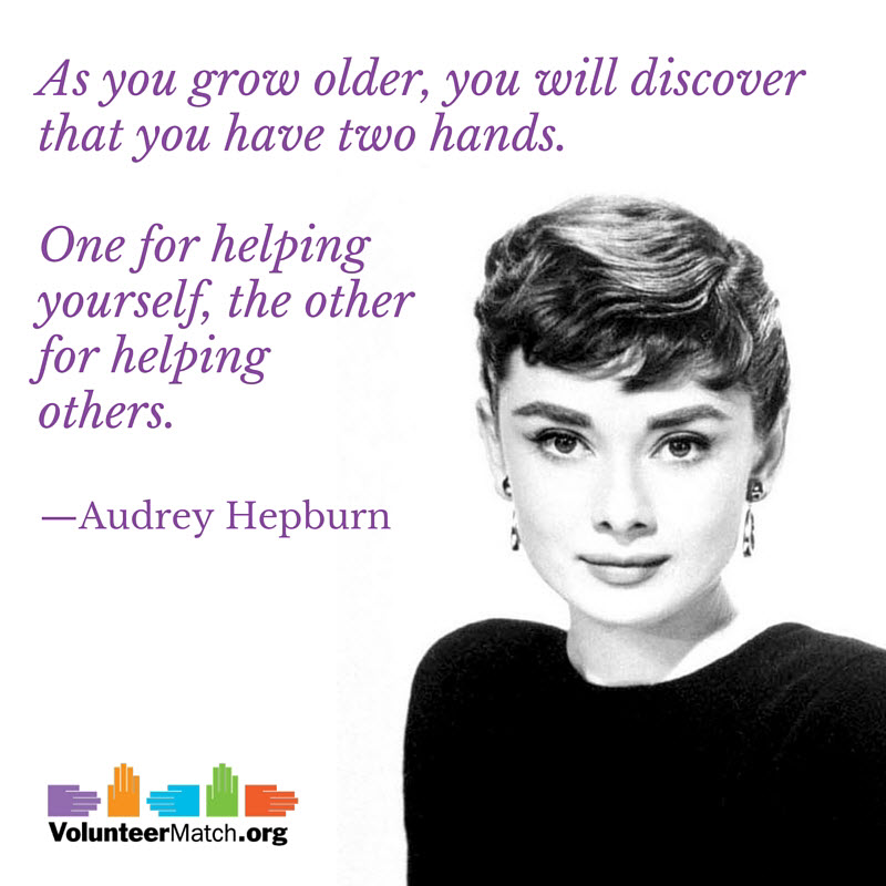 Quotes About Volunteering | Inspire Your Volunteers With These 18 Famous Quotes 3bl Media