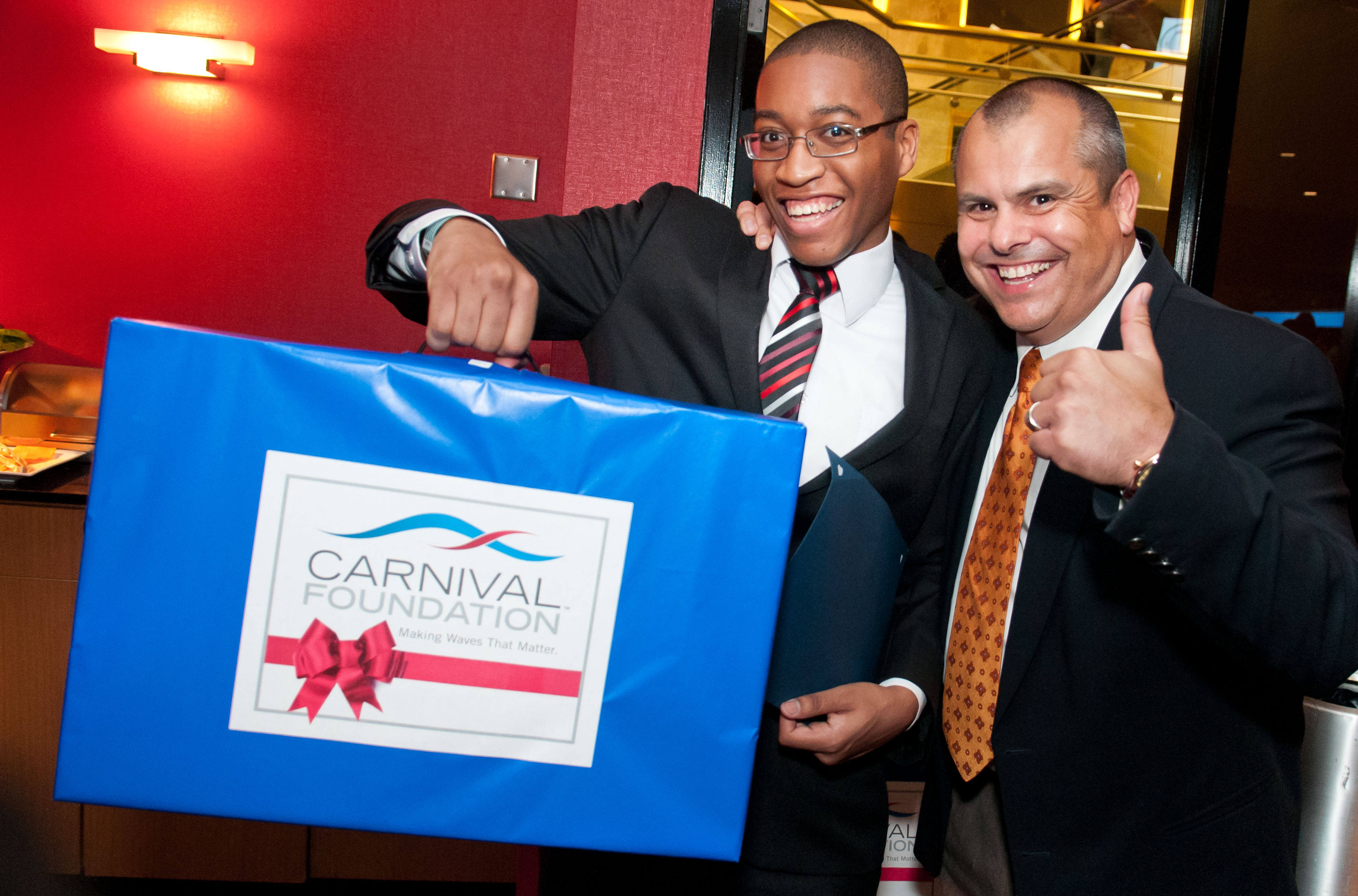 Carnival Foundation Awards Four-Year College