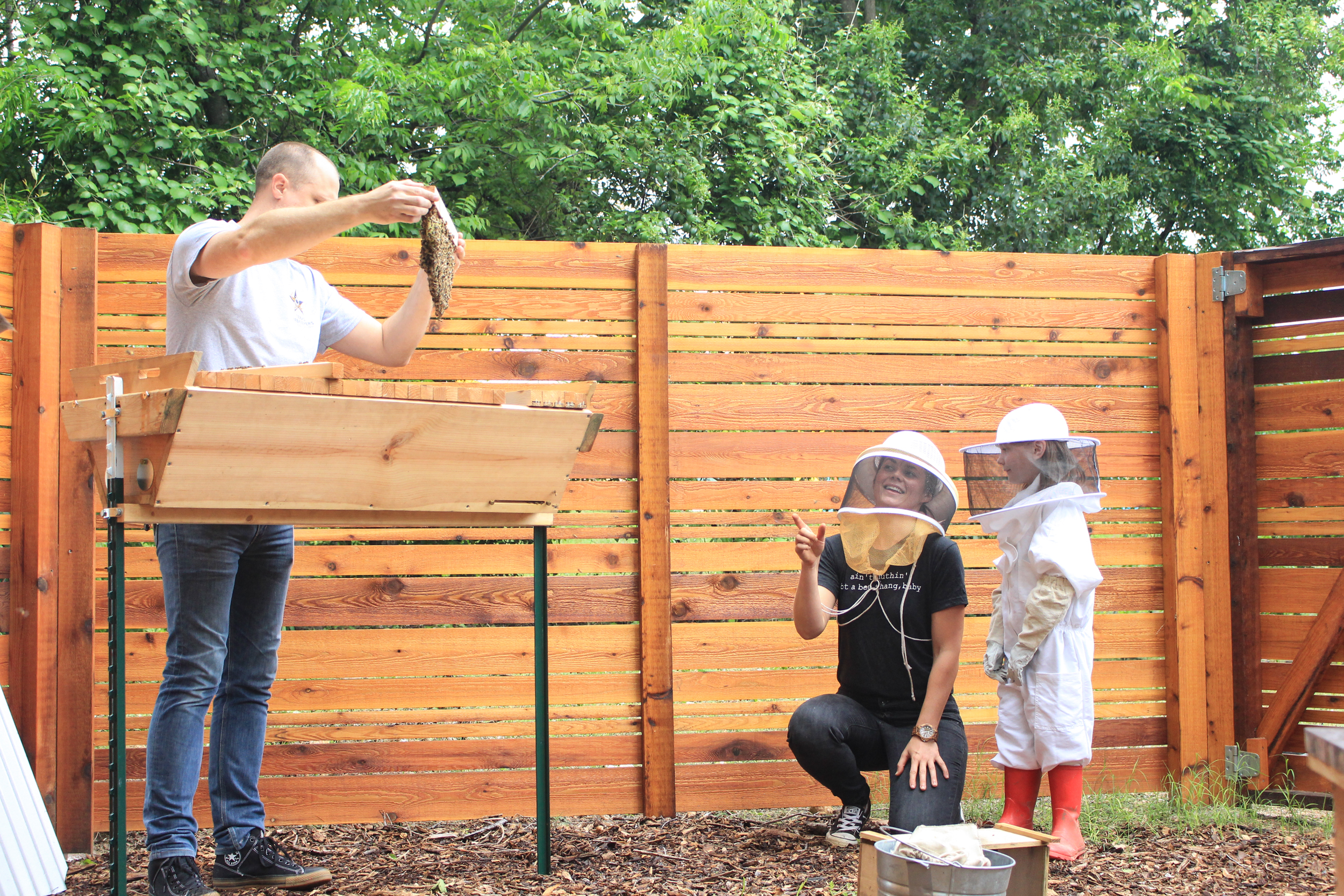 50 New School Beehives Funded by Whole Kids Foundation®...