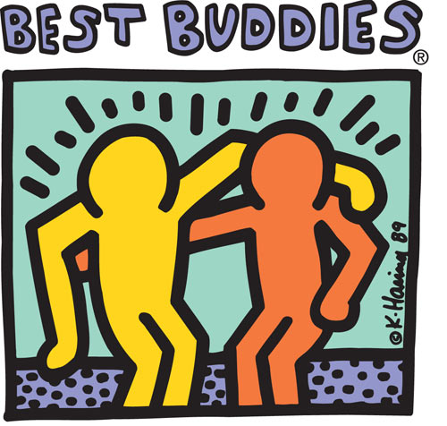 A look at the logo for Best Buddies