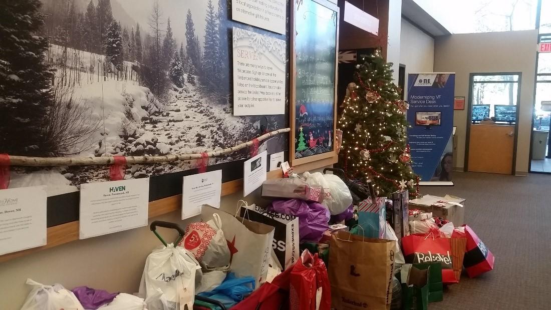 On Timberlandu0027s Holiday Season of Giving