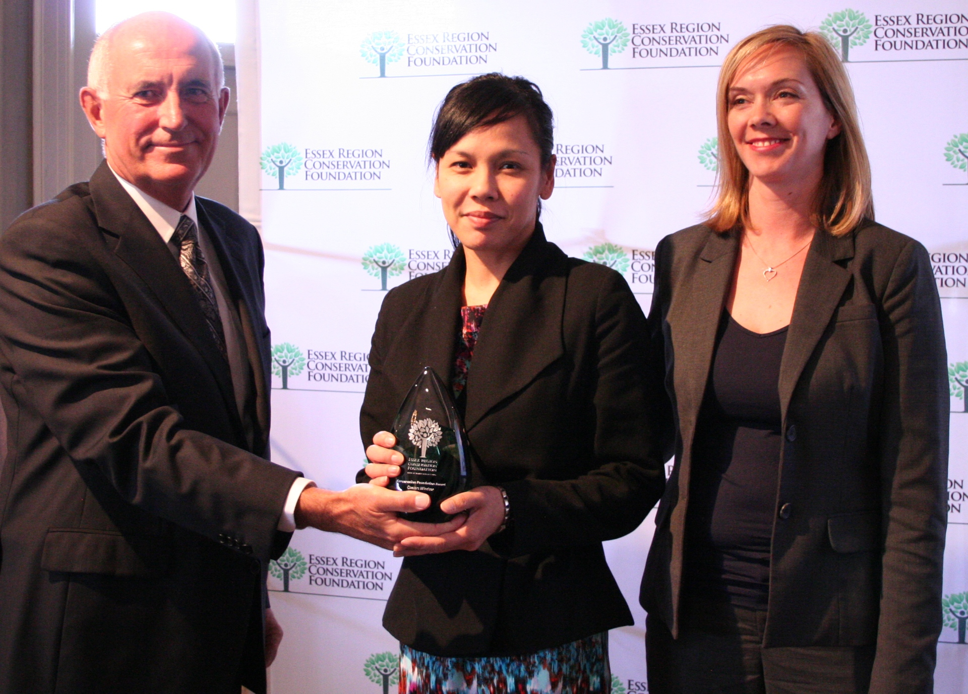 ERCF Honours Outstanding Conservation Commitment