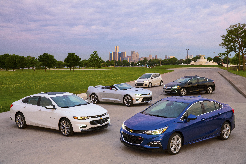 Chevrolet Sedans Lose Weight Increase Efficiency