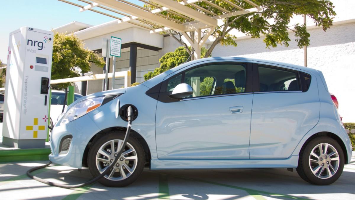 High Quality 2014 Chevrolet Spark EV Is Most Fuel Efficient Car On The Market | 3BL Media