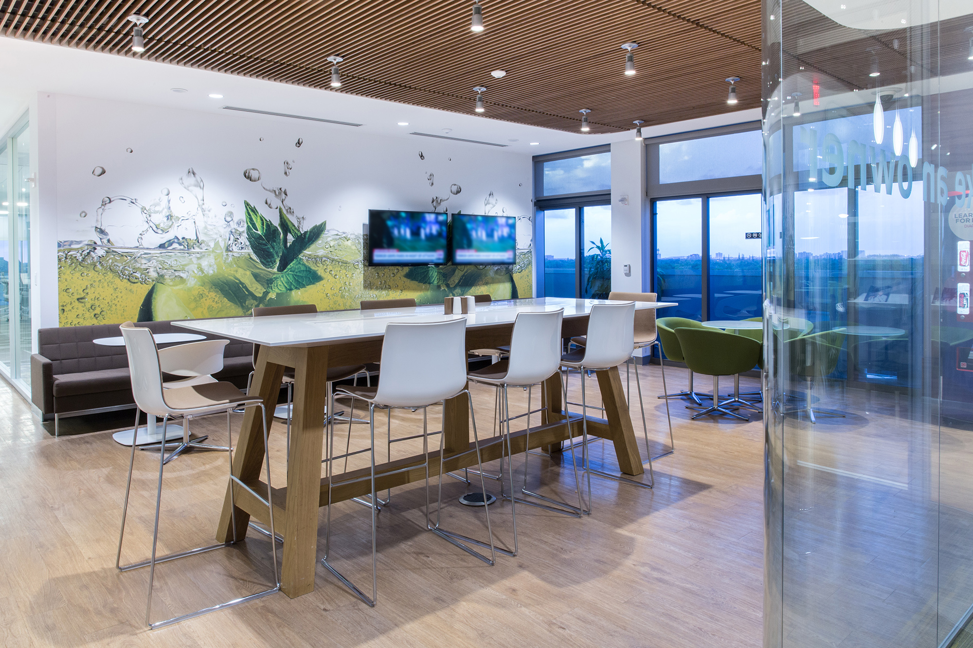 Diageos Miami Office Awarded Leed Certification 3bl Media