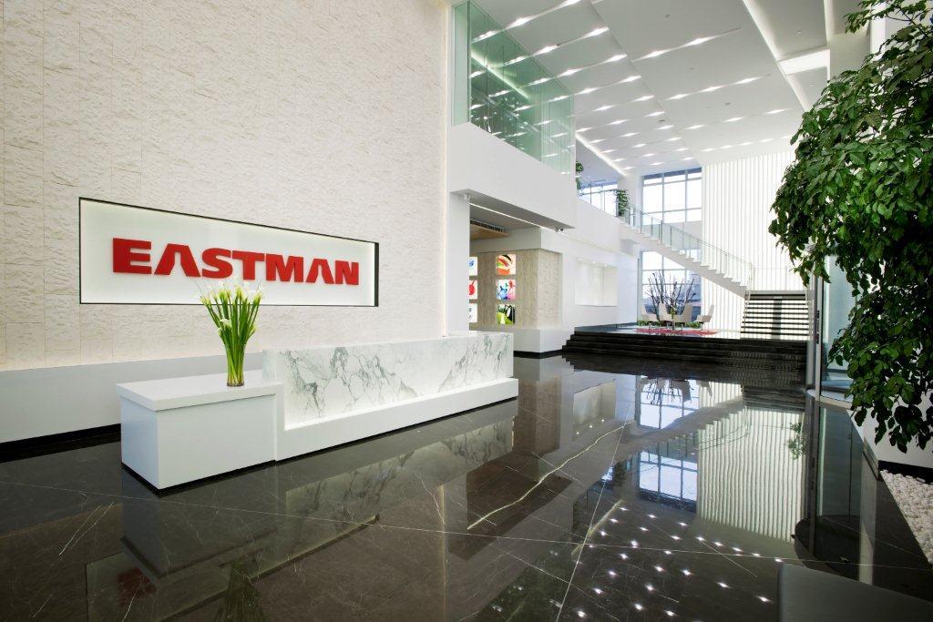 Eastman China Headquarters in Shanghai Achieves LEED®
