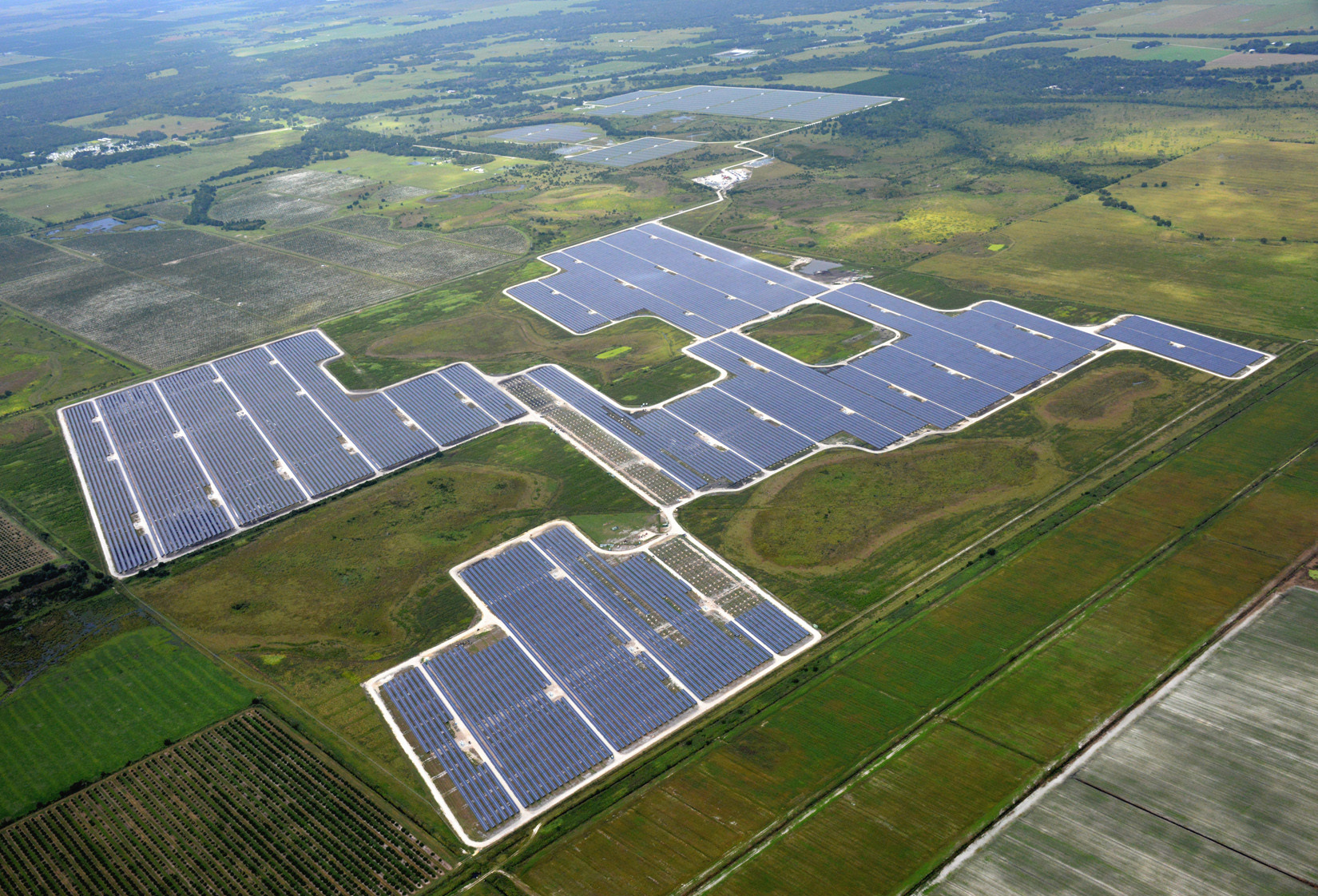 Black U0026 Veatch Solar Project For Florida Power U0026 Light In 2016