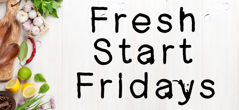 Start the New Year Your Way with Fresh Start Fridays! | 3BL Media