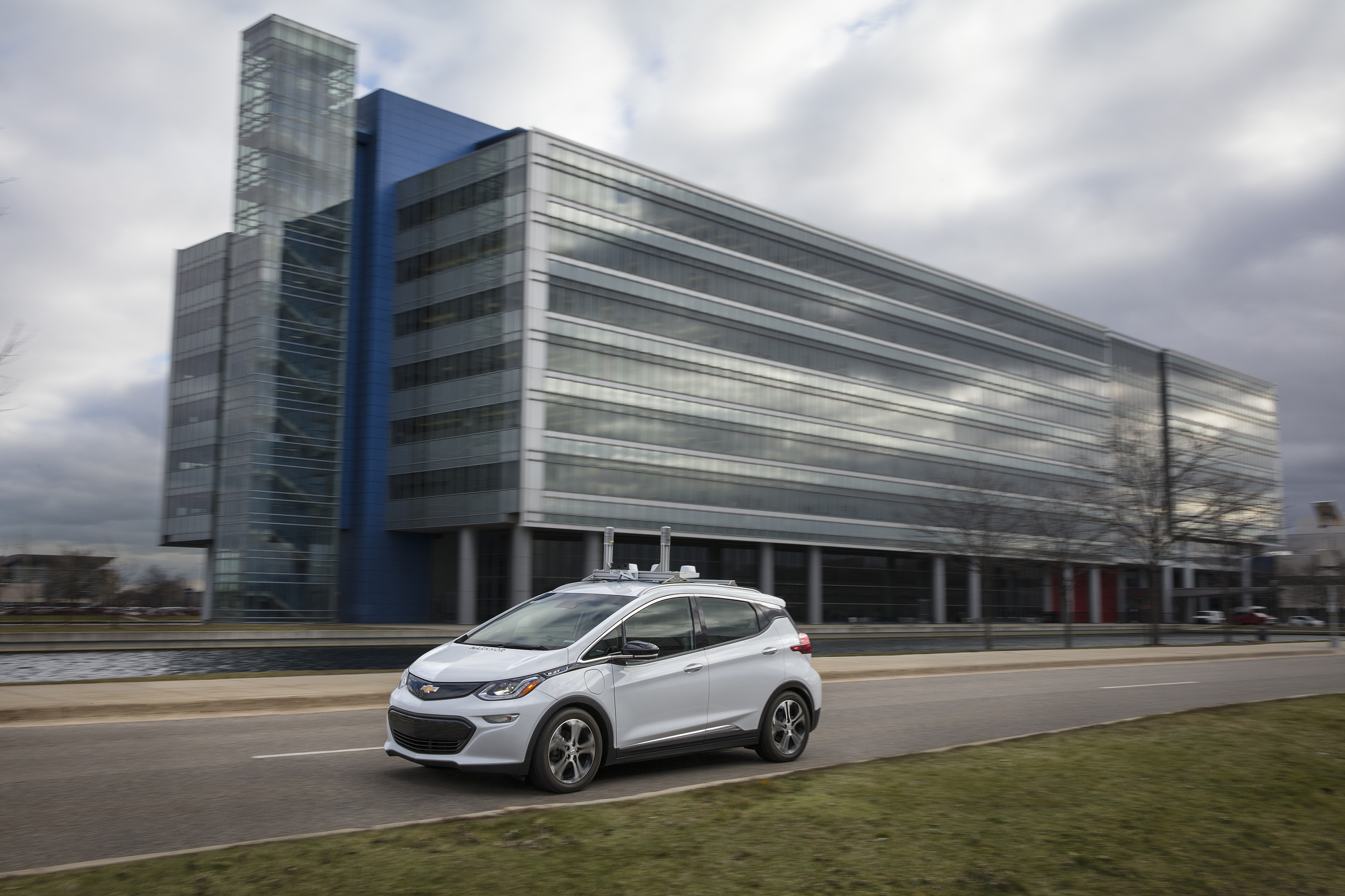 Gm To Start Autonomous Vehicle Manufacturing And Testing In Michigan