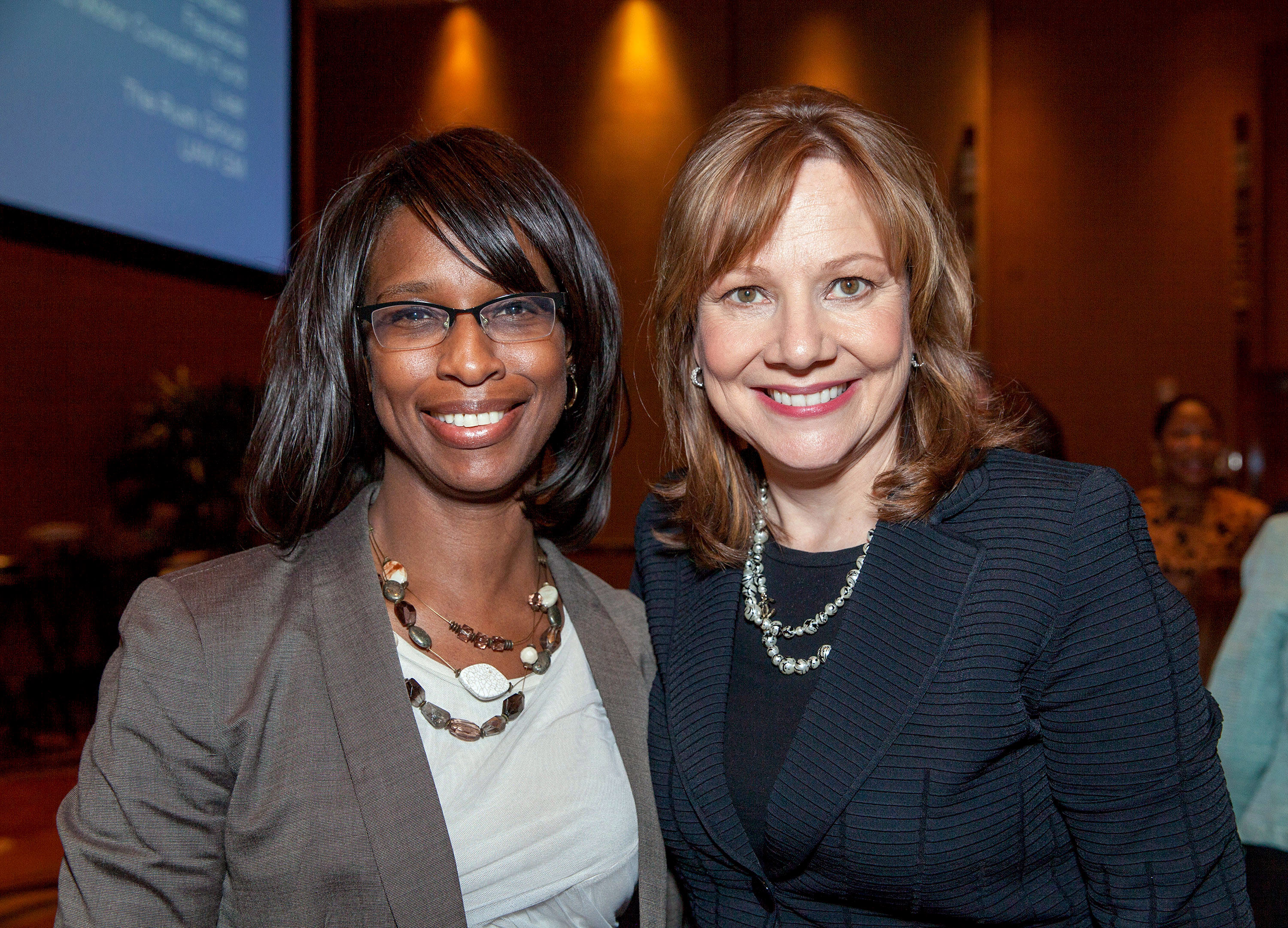 Gm Named One Of The 2015 Top Companies For Executive Women 3bl Media