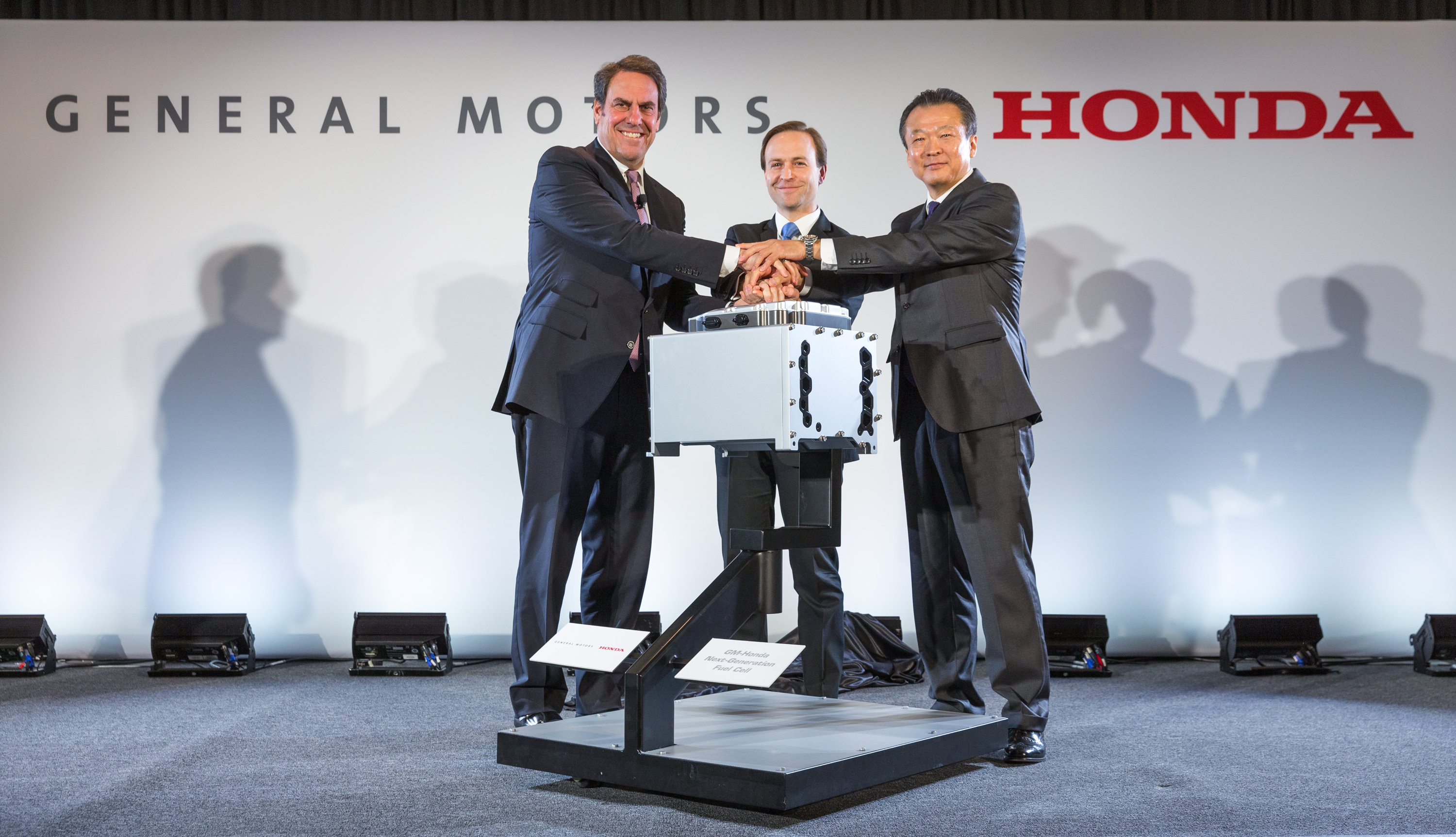 GM and Honda to Establish Industry-First Joint Fuel Cell