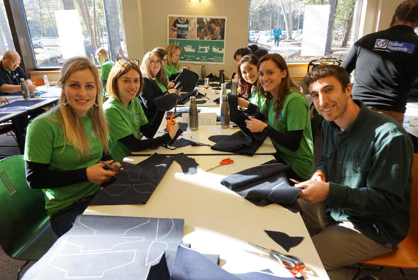 Timberland's Global Stewards Engage Employees
