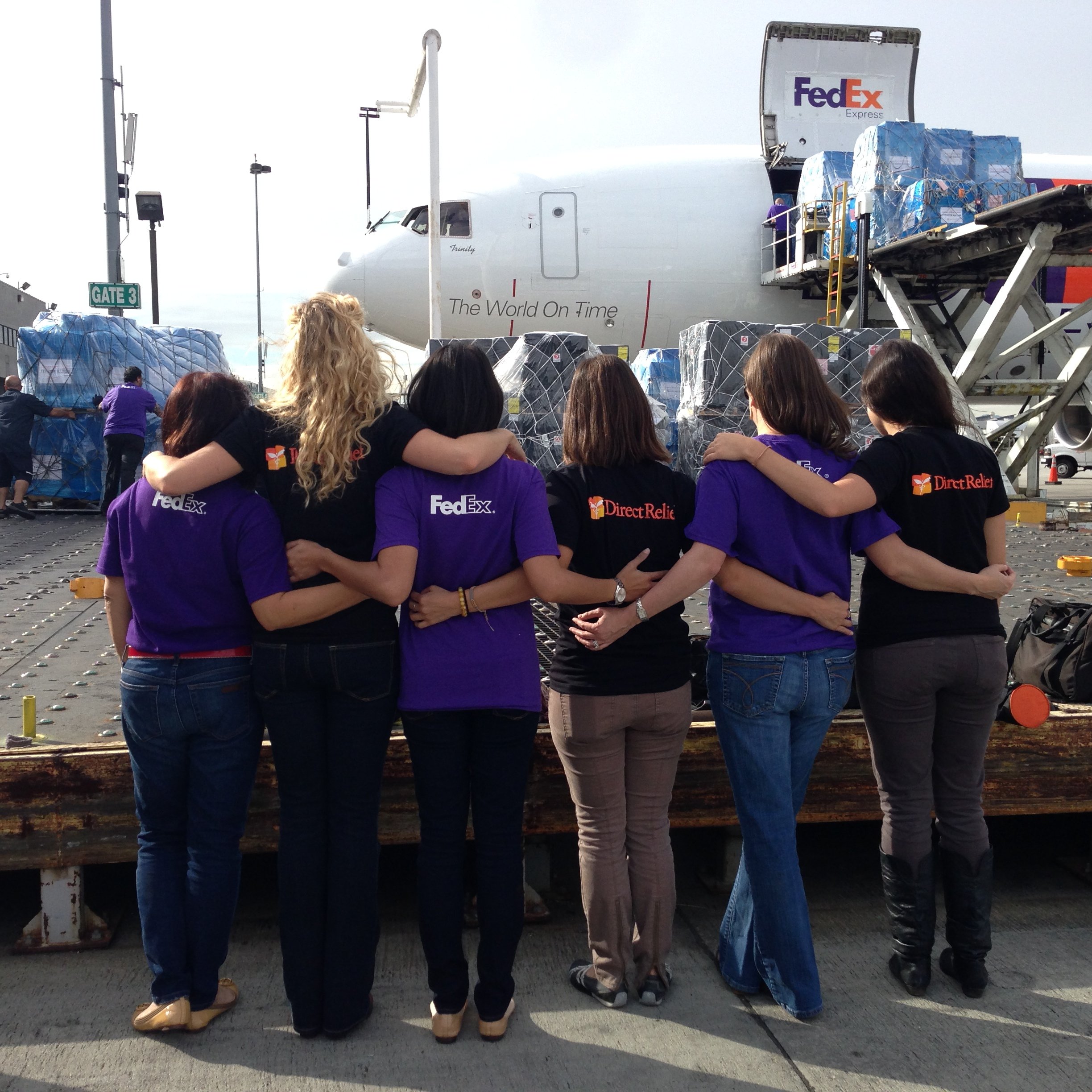 Support Earthquake Relief In Nepal >> Fedex Pledges 1 Million In Aid To Support Relief Of