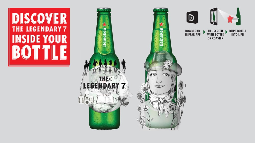 New HeinekenR Campaign Brings Sustainability Message Closer To Consumers