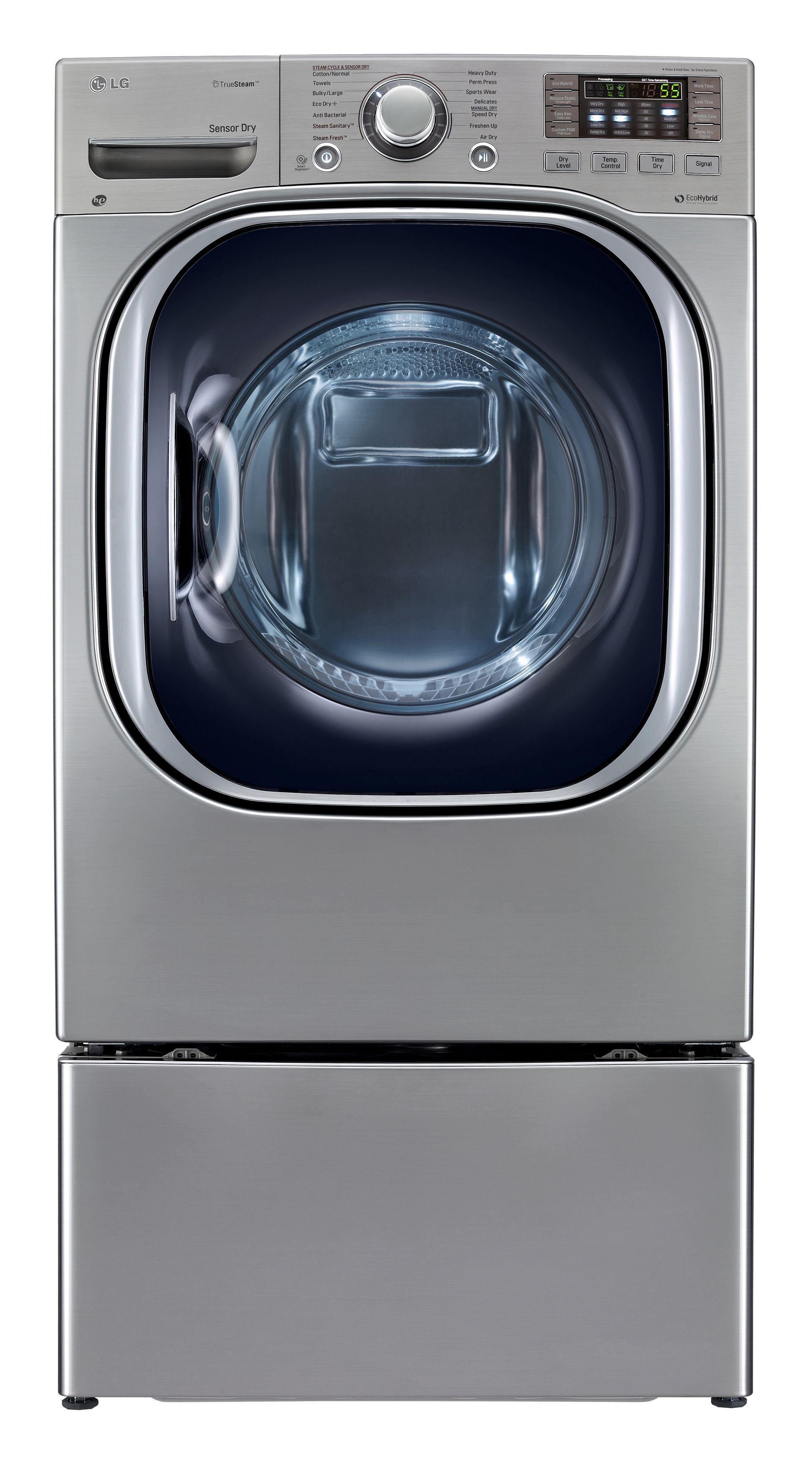 Lg Ecohybrid Heat Pump Dryer Earns 2014 Energy Star