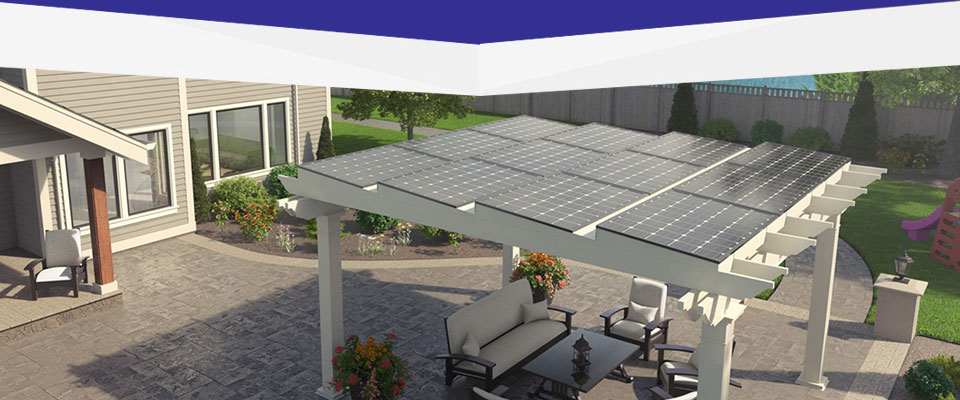 Residential versions such as NRGu0027s new Solar Haven Canopy bring what was once a commercial-only product down to scale. & Solar Canopies and a Cost Analysis of Low E Storm Windows | 3BL Media