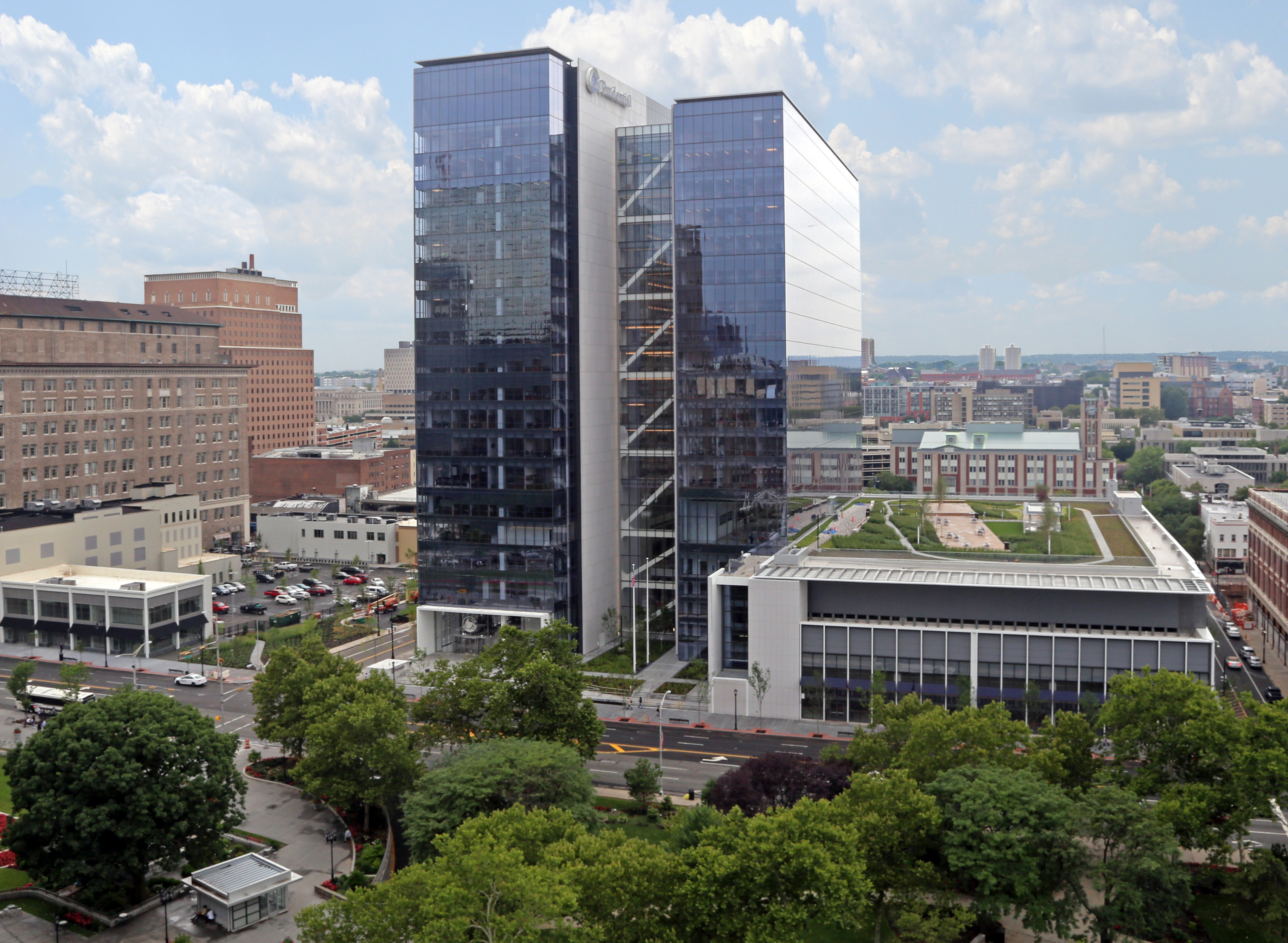 Prudential Financial Opens New Office Tower in Downtown