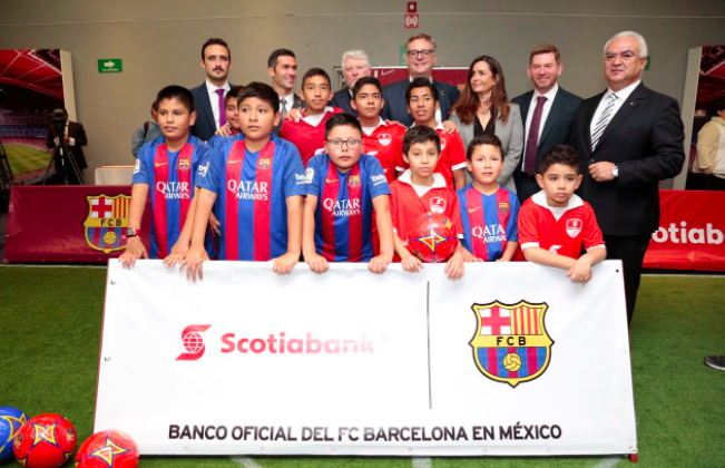 Scotiabank to Become the Official Banking Partner of FC