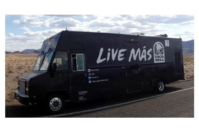 Taco Bell Food Truck Coming To Faulkner County