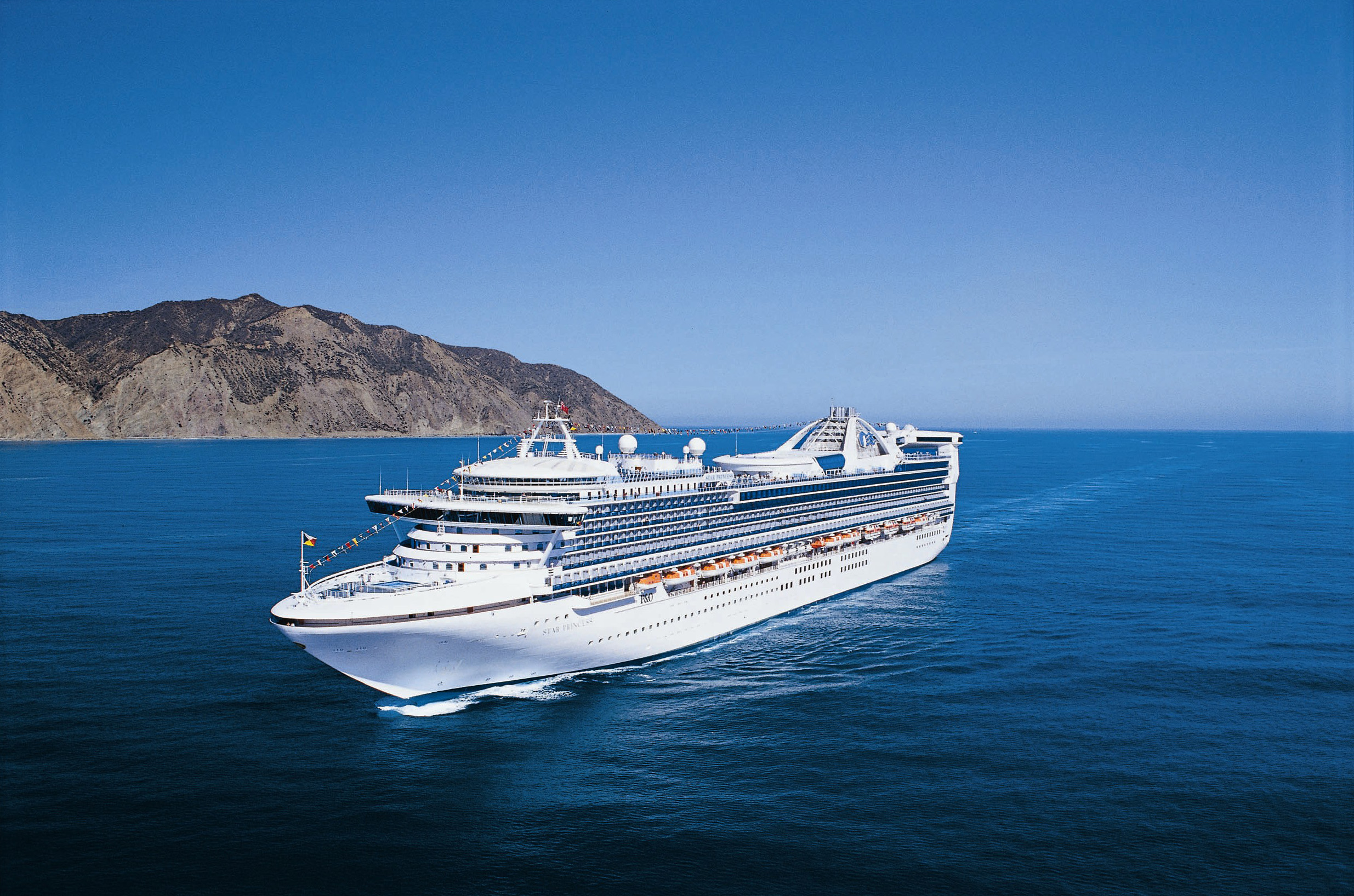 Princess Cruises Ship To Deliver Relief Supplies On Return Call To - Cruise ship supplies