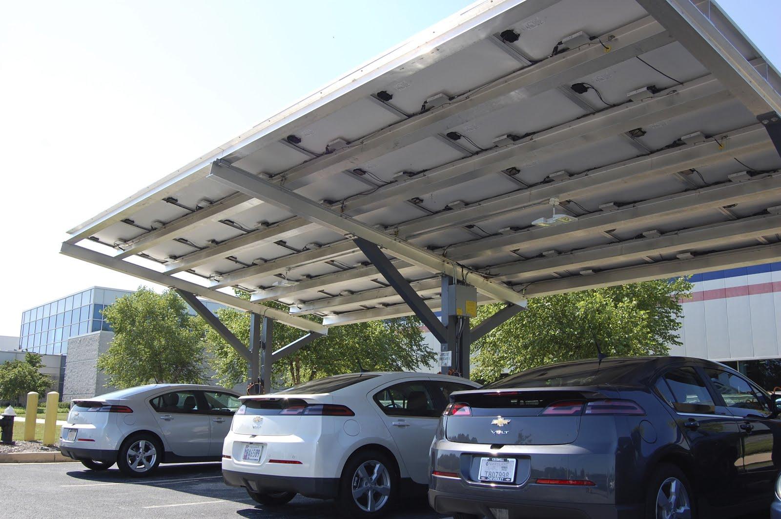 Gm adds 3 acres of solar arrays in michigan 3bl media for Electric motor repair baltimore