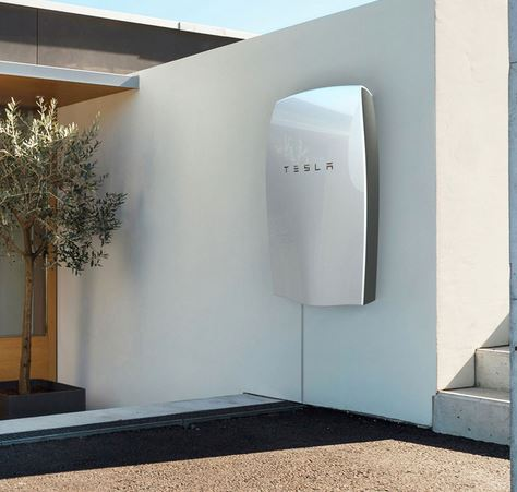 First Tesla Whole House Solar Battery Installed But