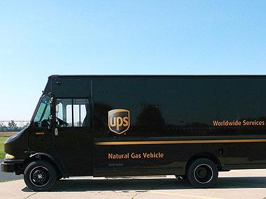 Ups Natural Gas Fleet