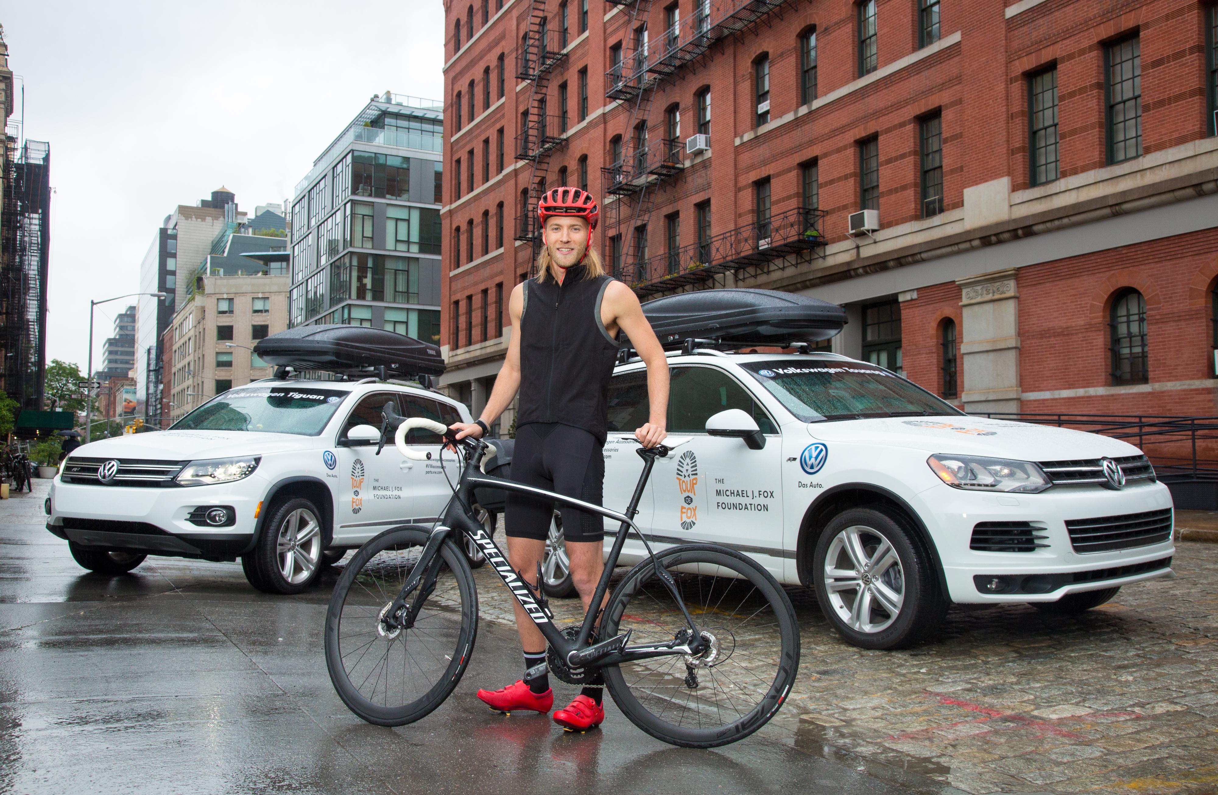 Volkswagen Of America >> Volkswagen Of America Supports Tour De Fox