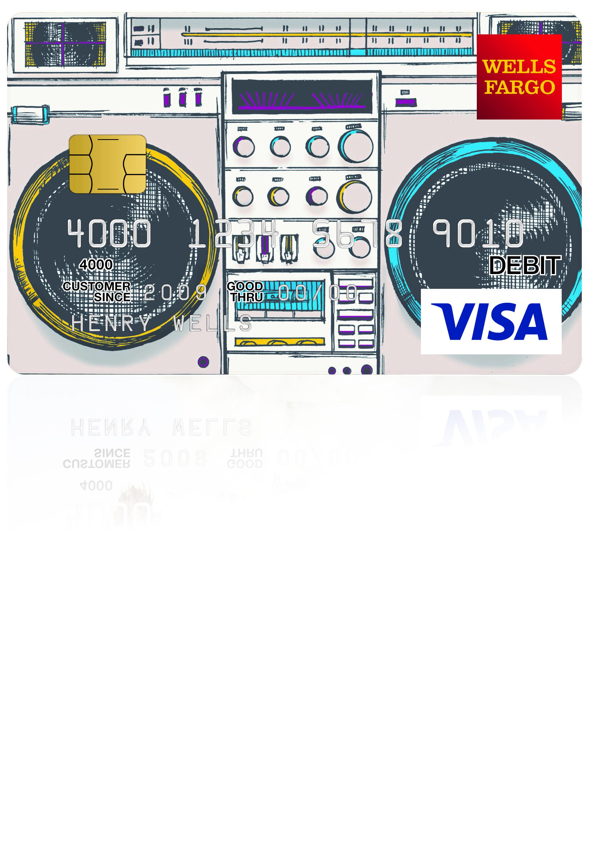 Wells Fargo Design Debit Card - Best Image Dinaris.Org